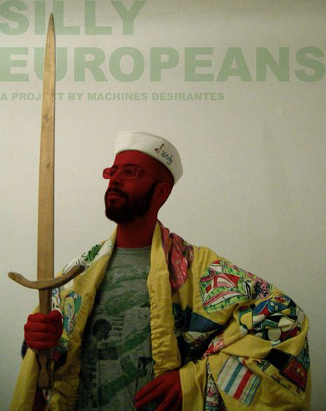 BLOG> Silly Europeans Radio Show #1